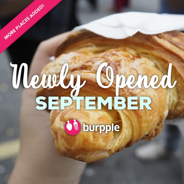 New Restaurants, Cafes And Bars in KL: September 2015