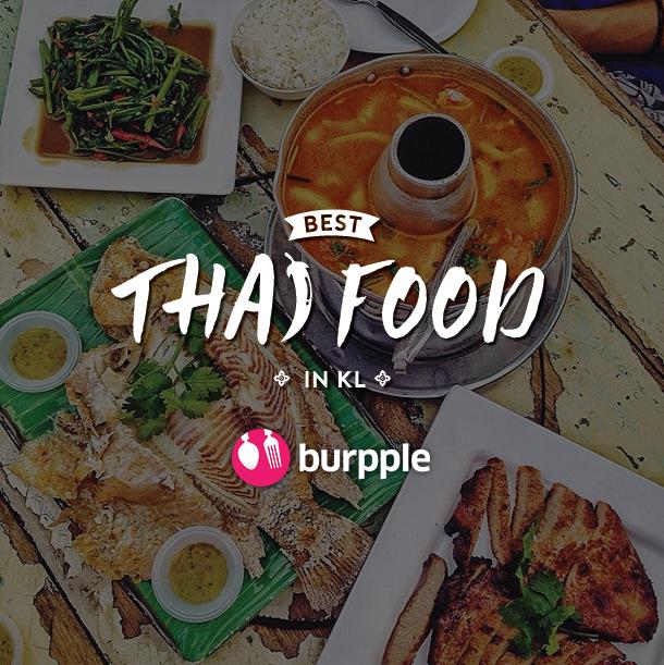 Best Thai Food in KL
