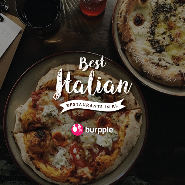 Best Italian Restaurants in KL