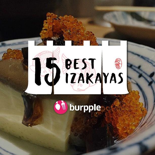 15 Best Izakayas in Singapore