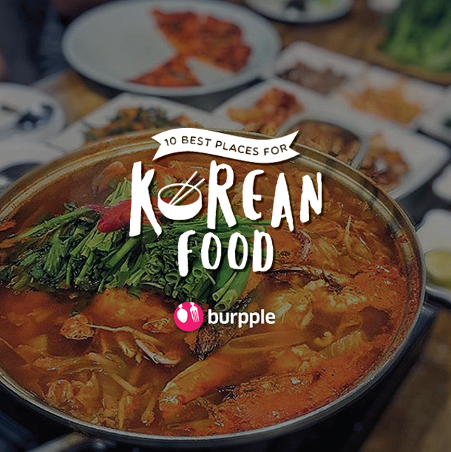 10 Best Places For Korean Food In KL