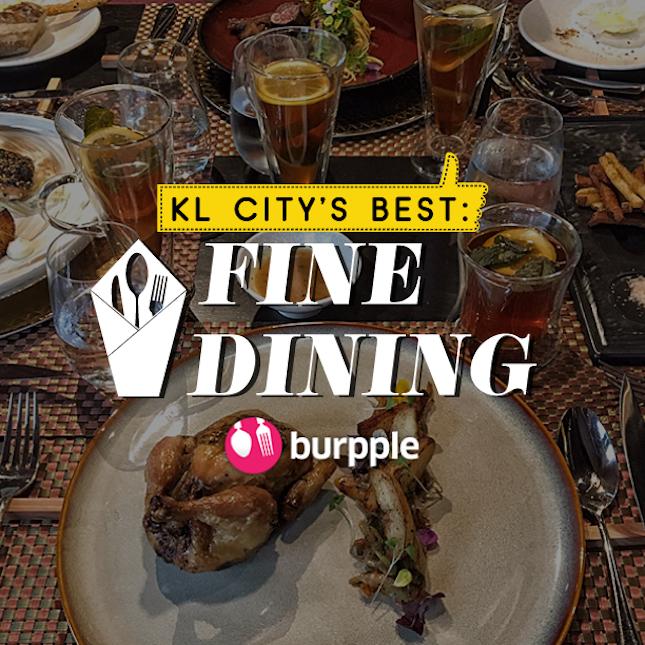 KL City's Best: Fine Dining