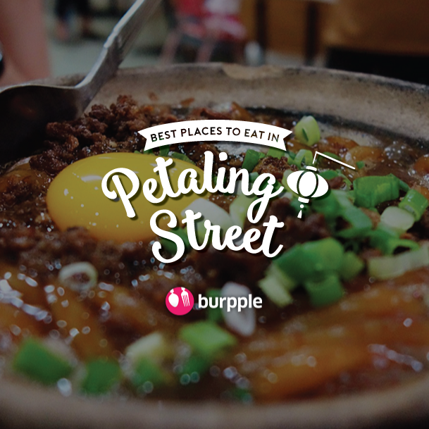 Best Places To Eat In Petaling Street