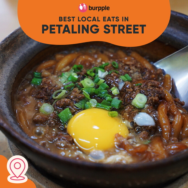 Best Local Eats in Petaling Street