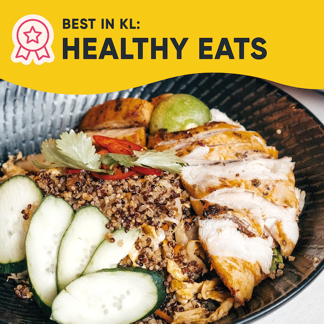 Best Healthy Eats in KL