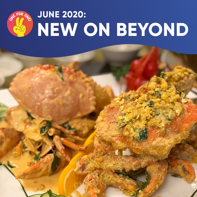 New on Beyond: June 2020