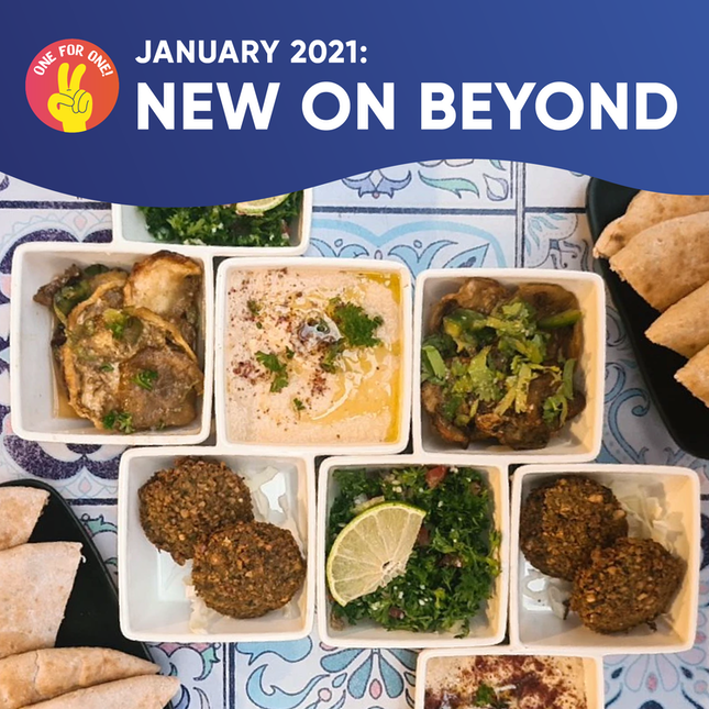 New on Beyond: January 2021