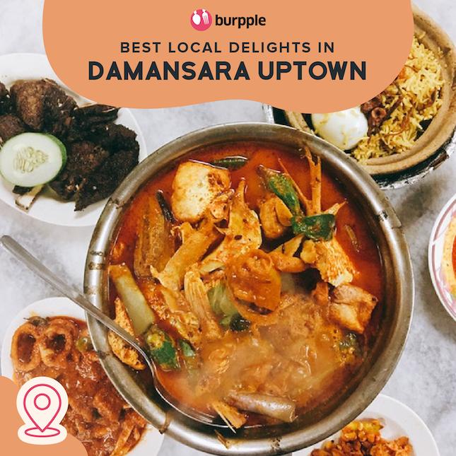 Best Local Delights in Damansara Uptown