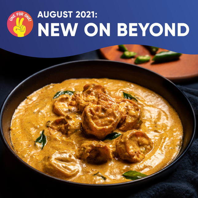 New on Beyond: August 2021