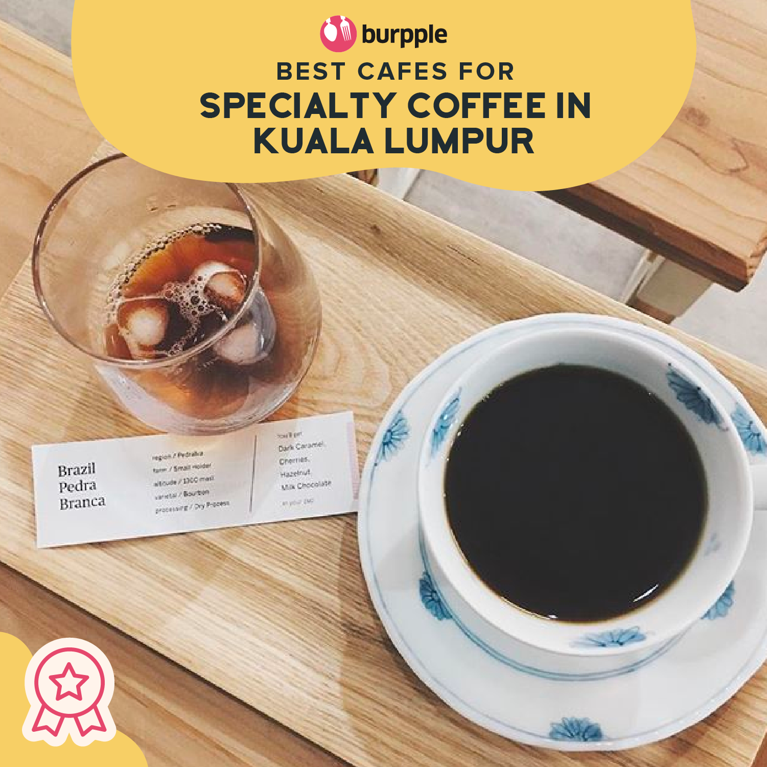 Best Cafes for Specialty Coffee in KL