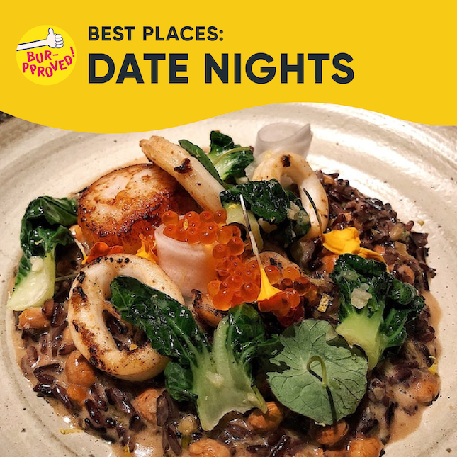 Best Places for Date Nights in Singapore