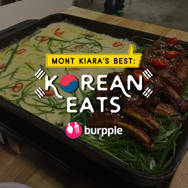 Mont Kiara's Best: Korean Eats