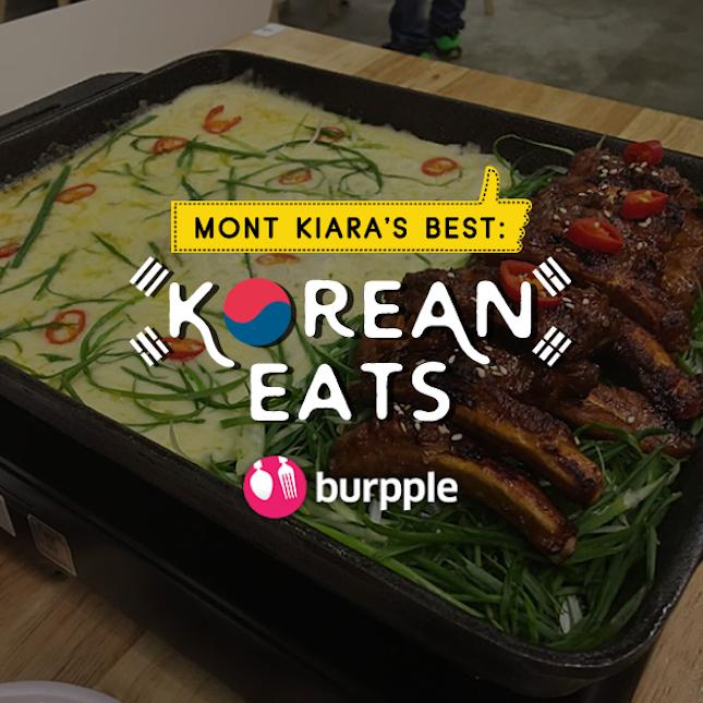 Mont Kiara's Best: Korean Eats