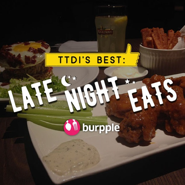 TTDI's Best: Late Night Eats