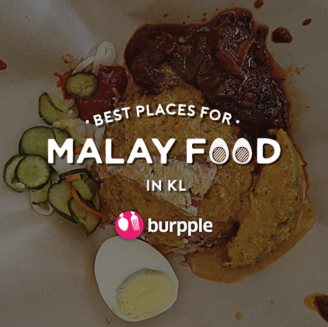 Best Places For Malay Food in KL