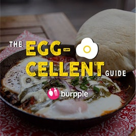 Top 12 Spots for Egg-licious Eats