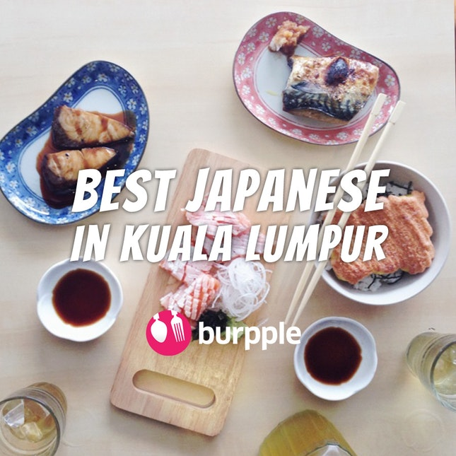 10 Best Japanese Restaurants in KL