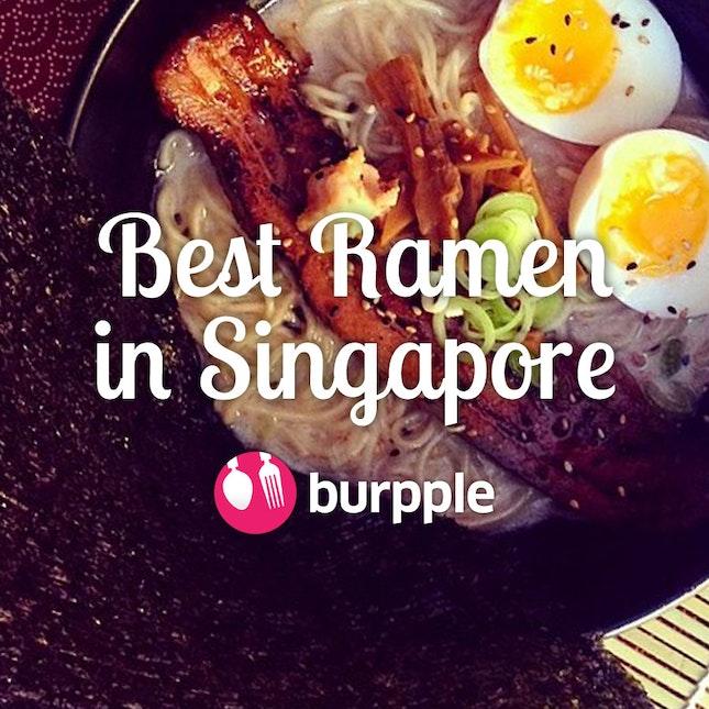 Best Ramen In Singapore