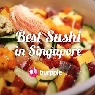 Best Sushi in Singapore