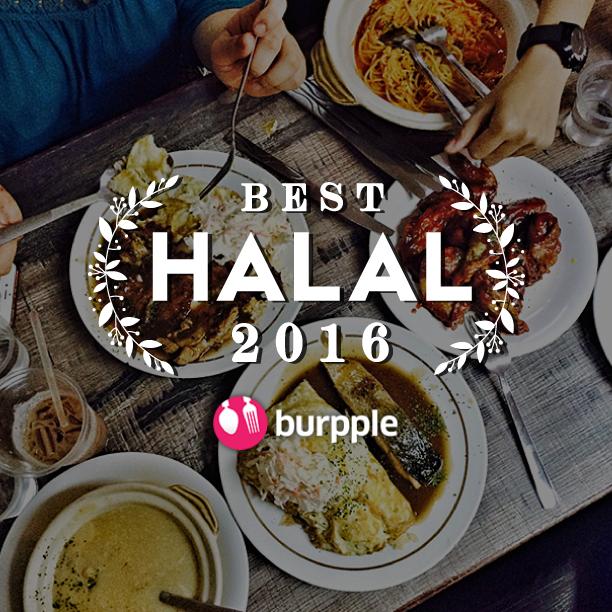 Best Halal Cafes & Restaurants 2016