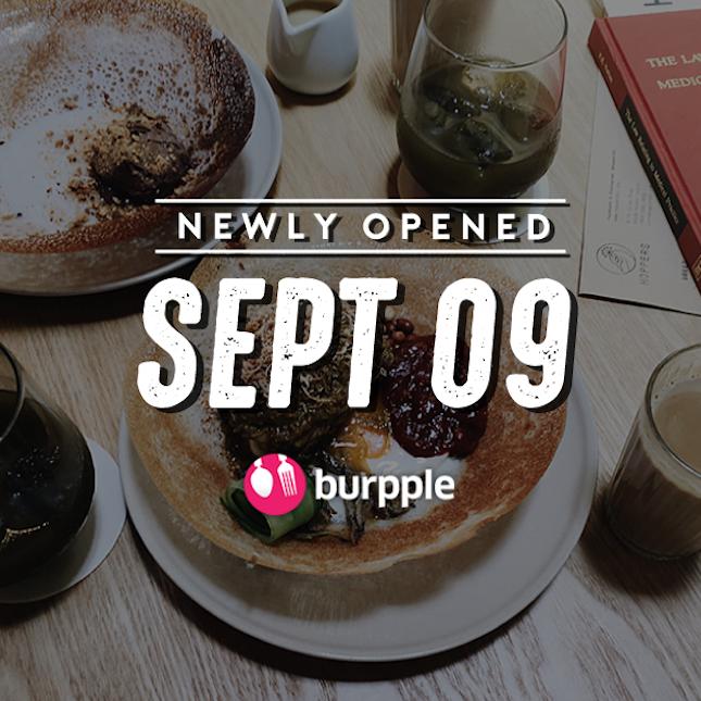 New Restaurants, Cafés And Bars in KL: September 2016