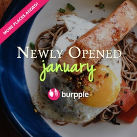 New Restaurants, Cafes and Bars in Singapore: January 2016