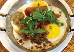 Where to Go For Egg-cellent Dishes