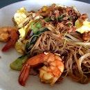 Seafood Bee Hoon Goreng