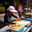 Street food Thai style