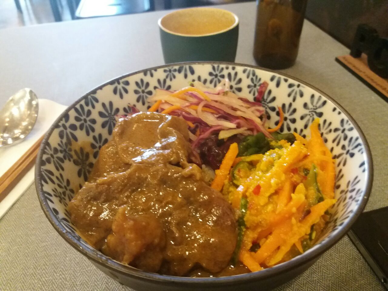 Heirloom Rendang Donburi