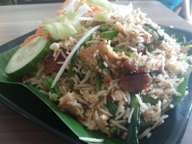 Gokul Special Fried Rice ($7)