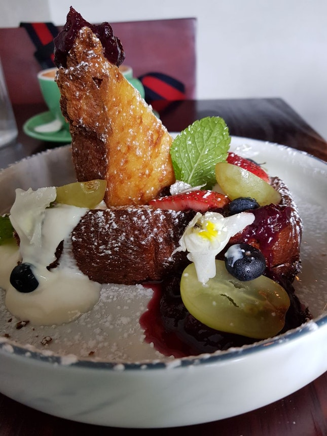 Summer French Toast($15)