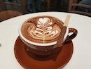 Hot Chocolate ($6.5)