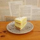 White Chocolate Cake ($8)
