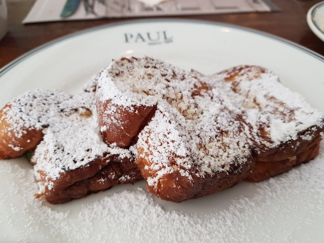 Kaya french Toast