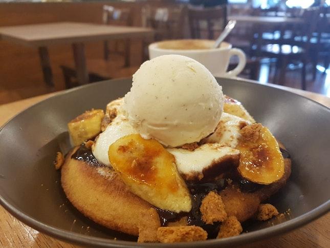 Smores Hotcake ($15)