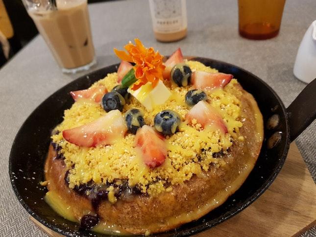 Buckwheat Pancake ($23)