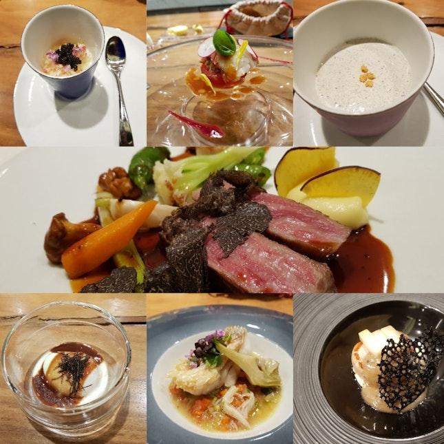 Dinner ($258)