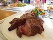 Roast of the day-bone in Sirloin