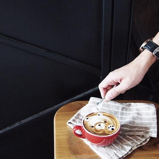 Cafes Visited On April