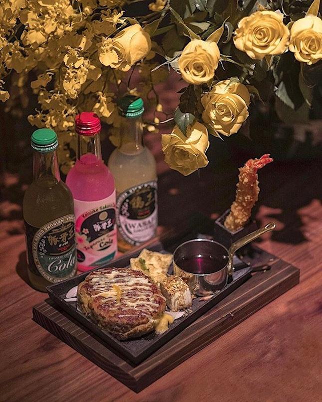 Teppanyaki Hamburg Nihonbashi Keisuke Bettei is open today!
