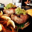 Kangaroo sliders 😱 #sliders #burger #meat #aussiefood #sgfood #foodporn