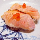 Aburi Salmon Belly