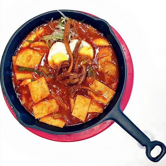 Spicy Topokki