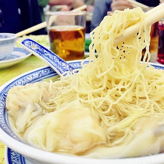 Wonton & Pork Dumpling with Noodles in Soup