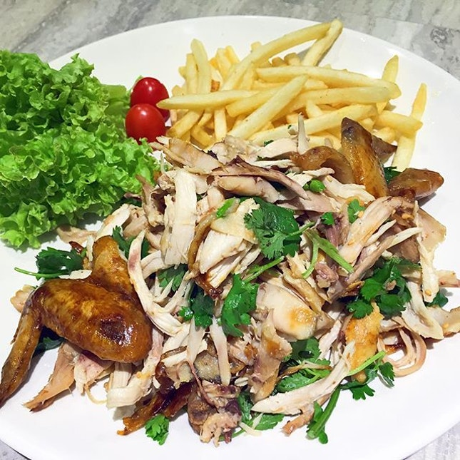 Ah Yat Salt-baked Chicken