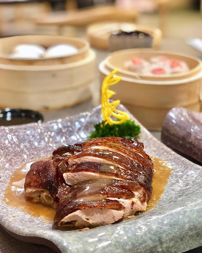 Oven Roasted Duck