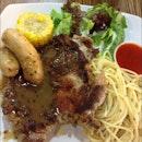 Chicken And Chipolata Combo ($7.50)