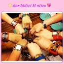 #Ladiesnight #dinner #hermes #accessories #gathering #fun #lovely #bff #girls 💕👭🍊👭💕