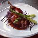 Presenting to you the Balsamic Duck from Kilo @ Pact!